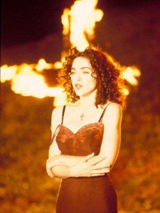 Madonna Like A Prayer Video
