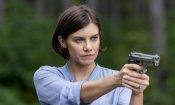 The Walking Dead: Maggie lascia la serie, Lauren Cohen spiega perché
