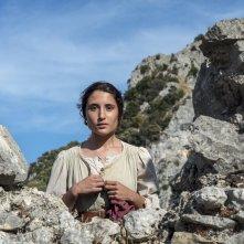 Capri - Revolution: Marianna Fontana in un momento del film