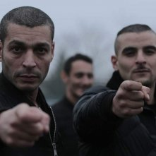 Close Enemies: Fianso e Adel Bencherif in una scena del film