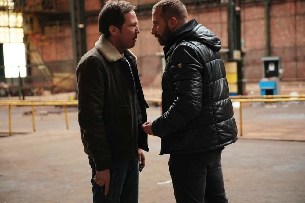 Close Enemies Matthias Schoenaerts Reda Kateb2