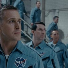 First Man: Ryan Gosling in una foto del film