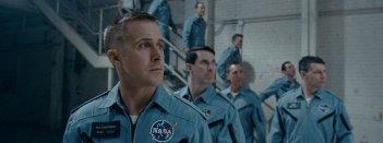 First Man: Ryan Gosling in una foto del film