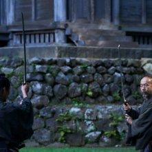 Killing: Sosuke Ikematsu e Tatsuya Nakamura in un momento del film