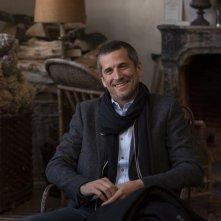 Non-Fiction: Guillaume Canet in una scena del film