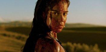 Revenge Matilda Lutz Bloody Desert
