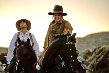 The Sisters Brothers Joaquin Phoenix John C Reilly