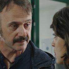 Beate: Donatella Finocchiaro e Paolo Pierobon in una scena del film