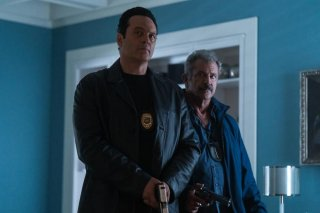 Dragged Across Concrete Mel Gibson Vince Vaughn