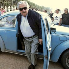 El Pepe, Una vida suprema: Pepe Mujica in un'immagine del documentario