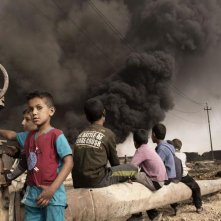 Isis, Tomorrow. The Lost Souls of Mosul: un momento del documentario