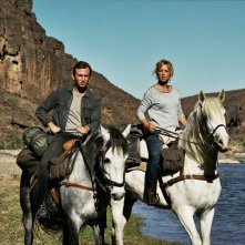 Keep Going: Kacey Mottet Klein e Virginie Efira in un momento del film