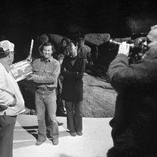 L'altra faccia del vento: Orson Welles sul set del film