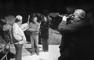 Laltra Faccia Del Vento Orson Welles Set Rsrjdfm