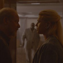 Pearl: Peter Mullan e Julia Föry in una scena del film