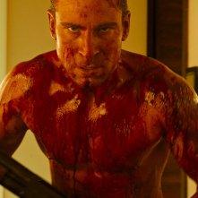 Revenge: Kevin Janssens in un momento del film