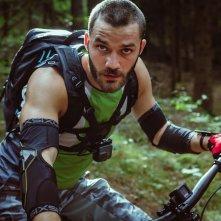 Ride: Lorenzo Richelmy in un momento del film