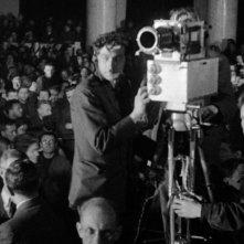 The Trial: un'immagine del documentario
