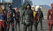 The Flash, Arrow, Supergirl: svelate le date del crossover