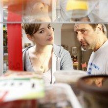 Separati ma non troppo: Louise Bourgoin e Gilles Lellouche in una scena del film