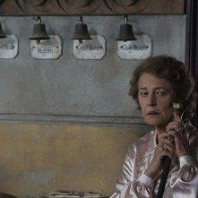 The Little Stranger: Charlotte Rampling una scena del film