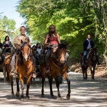 The Walking Dead: Andrew Lincoln e Danai Gurira alla guida del gruppo