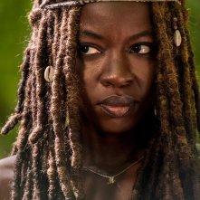 The Walking Dead: Danai Gurira in primo piano