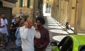 Michael Bay gira Six Underground a Firenze, foto e video dal set!