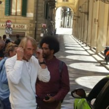Six Underground, Michael Bay a Firenze sul set