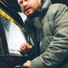 Vox Lux: il regista Brady Corbet sul set del film
