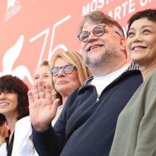 Venezia 2018: la giuria al photocall