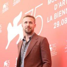 Venezia 2018: Ryan Gosling al photocall de Il primo uomo