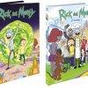 Rick and Morty: le tre stagioni in homevideo in edizione mediabook e senza censure
