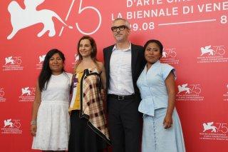 Alfonso Cuaron Roma Venezia 2018 5