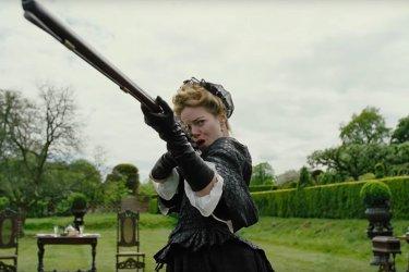 La Favorita Emma Stone