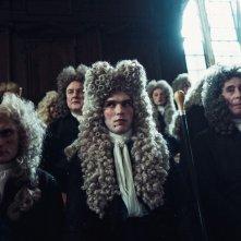 La favorita: Nicholas Hoult in una scena del film