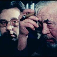 L'altra faccia del vento: una scena del film