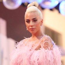 Venezia 2018: uno scatto di Lady Gaga sul red carpet di A Star is Born