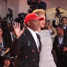 Venezia 2018: Spike Lee sul red carpet di A Star is Born