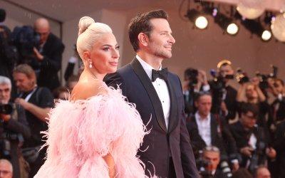 """A Star is Born illumina Venezia, Lady Gaga: """"Bradley Cooper ha messo a nudo la mia vulnerabilità"""""""