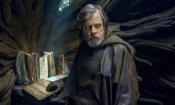"""Star Wars 8, Mark Hamill: """"Ancora non ho capito cosa è successo a Luke"""""""