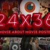 Sky Arte, Kevin Burke racconta 100 anni di cinema attraverso... i poster!