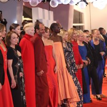 Venezia 2018: il cast sul red carpet di Suspiria