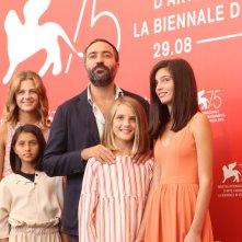 Venezia 2018: il cast al photocall de L'amica geniale