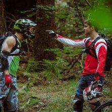 Ride: Lorenzo Richelmy e Ludovic Hughes in un momento del film