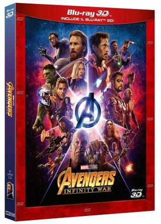 Avengers Cover 3D