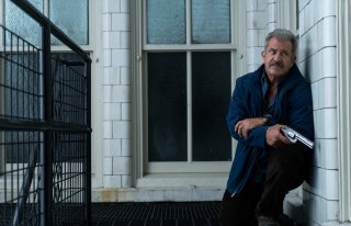 Dragged Across Concrete Mel Gibson