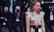 Natalie Portman sul red carpet di Vox Lux a Venezia 75
