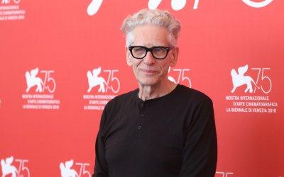 """David Cronenberg: """"Non vado al cinema da anni, meglio Netflix"""""""