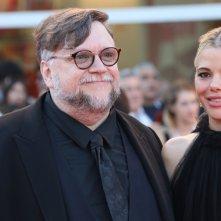 Venezia 2018: Guillermo del Toro sul red carpet di chiusura